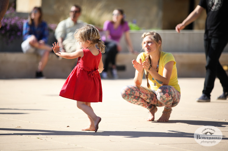 Adorable dancer! © Bowerbird Photography, Austin and SXSW 2013 Photo.
