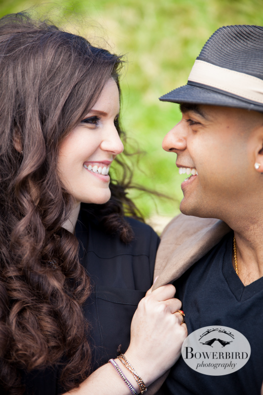 So much love! © Bowerbird Photography 2013; San Francisco Engagement Photo.