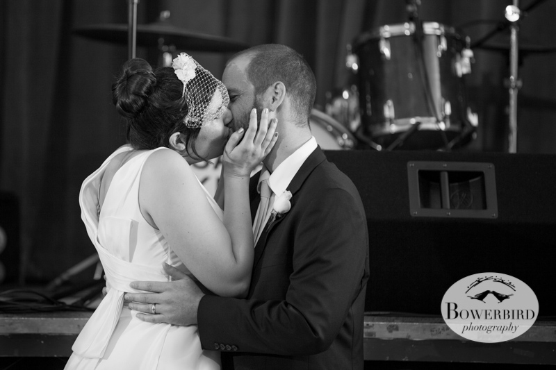 The kiss!! © Bowerbird Photography 2013.