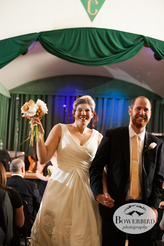 MARRIED :) © Bowerbird Photography 2013.