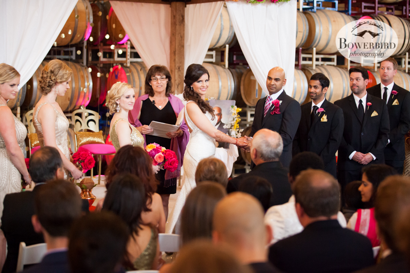 Honoring their parents. © Bowerbird Photography 2013, Wedding at the San Francisco Winery SF on Treasure Island.