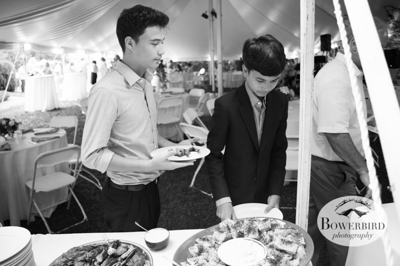 The bros getting dinner. © Bowerbird Photography 2013, Destination Wedding Photography in the Brandywine Valley, Pennsylvania.