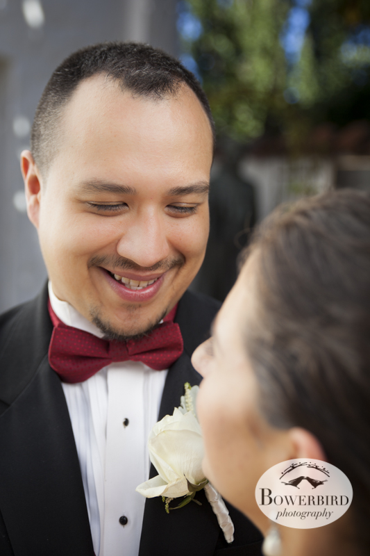Mission Dolores Basilica Wedding, San Francisco. © Bowerbird Photography 2013.