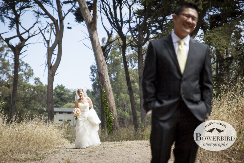 San Francisco Film Centre Wedding Photography. © Bowerbird Photography 2013.