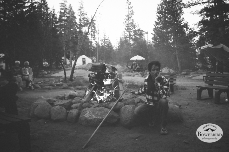 Camping in Yosemite. © Bowerbird Photography 2013.