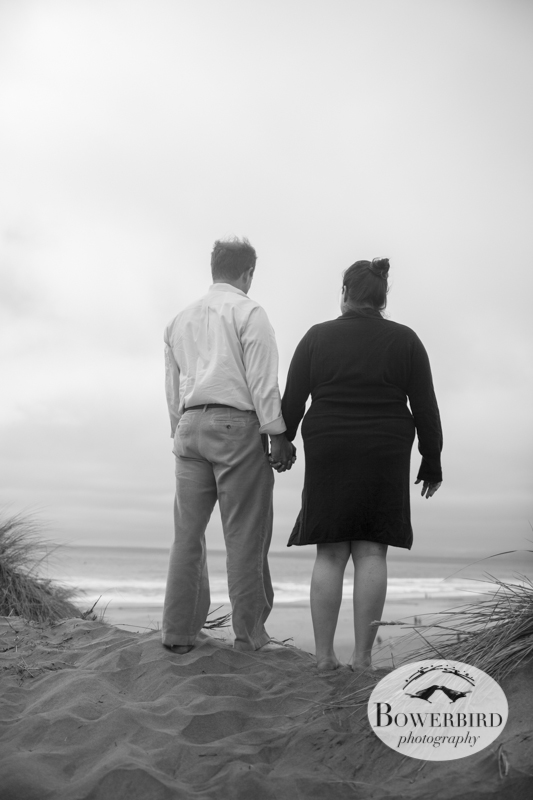 San Francisco Engagement Photo Session at Land's End and Ocean Beach. © Bowerbird Photography 2013.