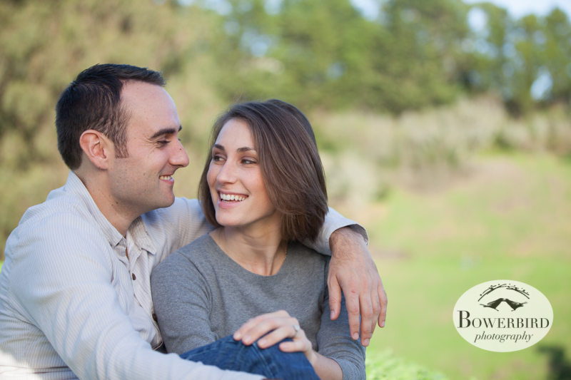 San Francisco engagement photographer. © Bowerbird Photography 2013.