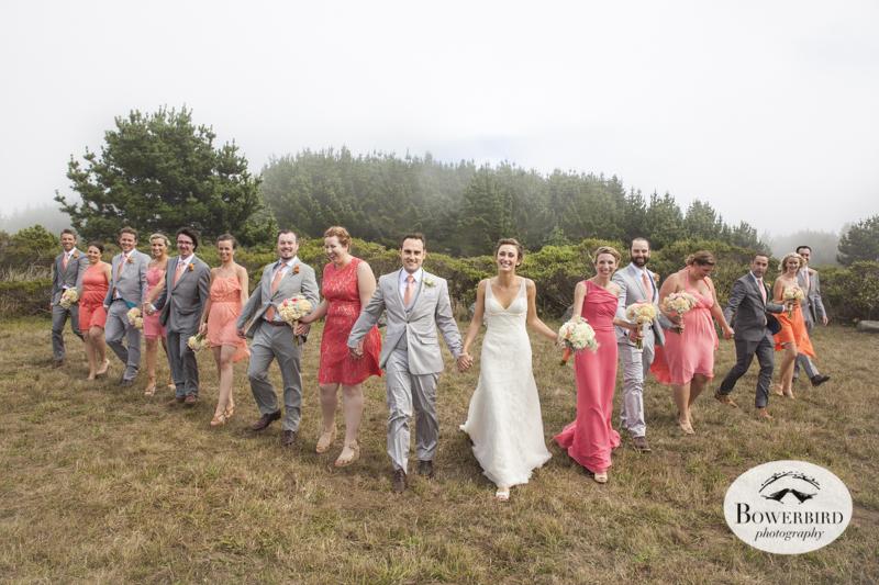 Pt. Reyes Wedding Photography. © Bowerbird Photography 2013.
