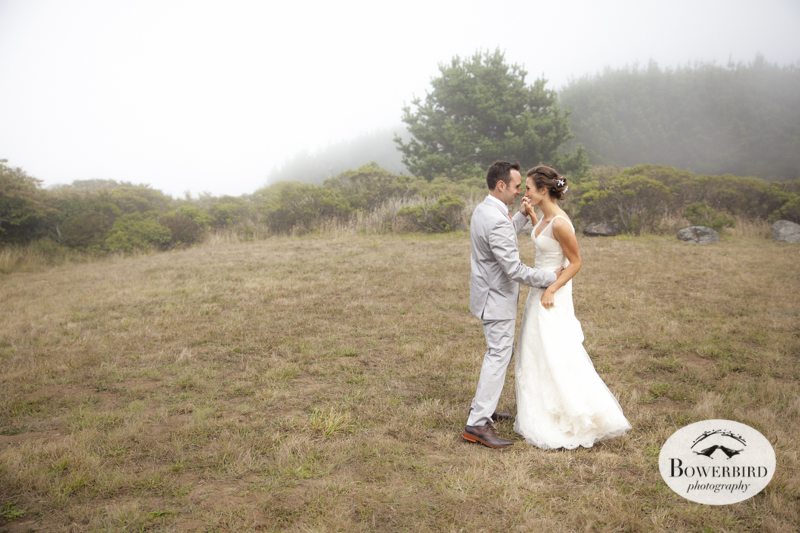Pt. Reyes Wedding Photography. © Bowerbird Photography 2013.
