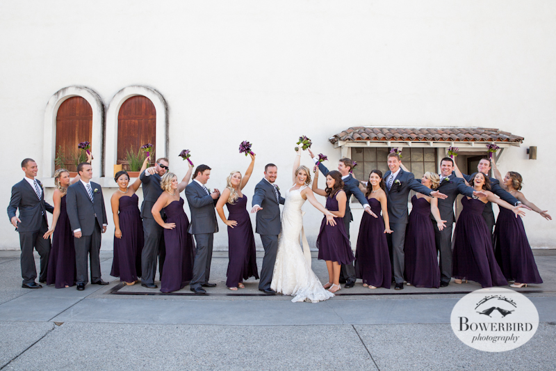 Wente Vineyards Wedding Photography in Livermore. © Bowerbird Photography 2013.