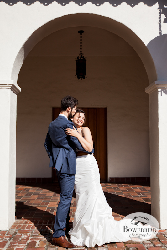 Eeep. Swoon! Lucie Stern Community Center Wedding Photos. © Bowerbird Photography 2013