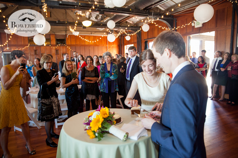 Potrero Hill Neighborhood House Wedding in San Francisco. © Bowerbird Photography 2013.