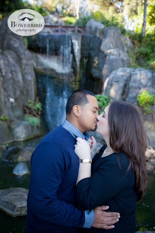 San Francisco Engagement Photo Session at Stow Lake. © Bowerbird Photography 2013.