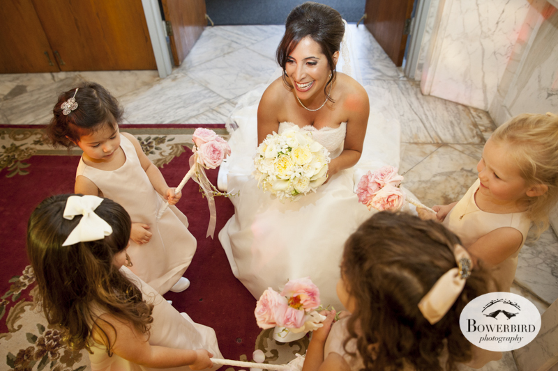 San Francisco Wedding Photography at the St. Nicholas Orthodox Church. © Bowerbird Photography.