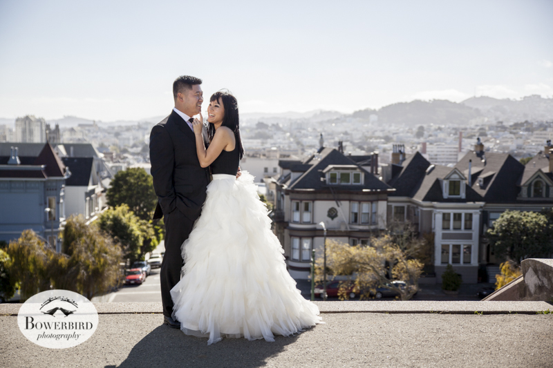 San Francisco Engagement Photo Session. © Bowerbird Photography, 2013.