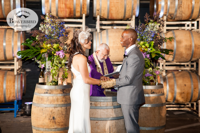 San Francisco Wedding Photography at the Winery SF. © Bowerbird Photography, 2013.