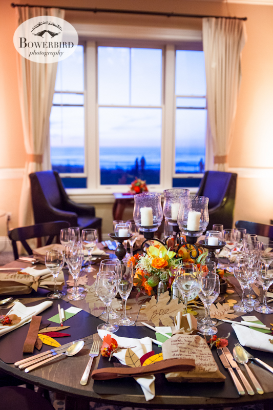 Thanksgiving at the Ritz-Carlton in Half Moon Bay. © Bowerbird Photography 2013.