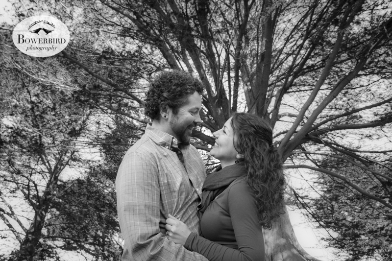 San Francisco Engagement Photo Session in Golden Gate Park. © Bowerbird Photography, 2013.