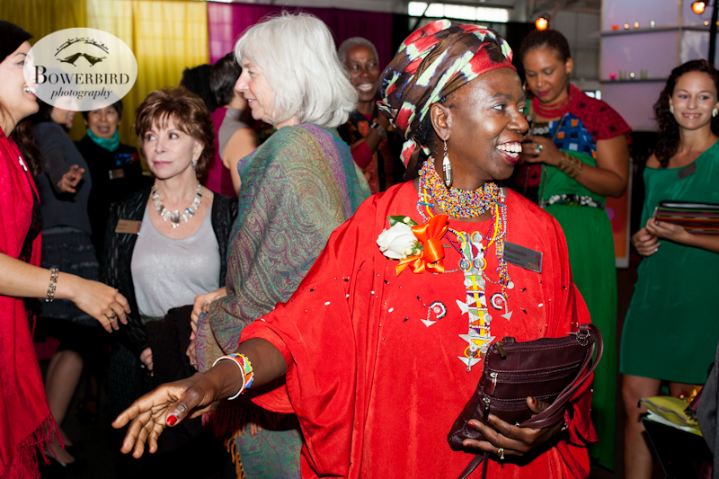 Musimbi Kanyoro. The Global Fund for Women's 25th Anniversary Gala. © Bowerbird Photography, 2014.