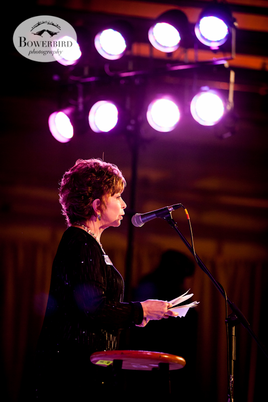 Author Isabel Allende. The Global Fund for Women's 25th Anniversary Gala. © Bowerbird Photography, 2014.