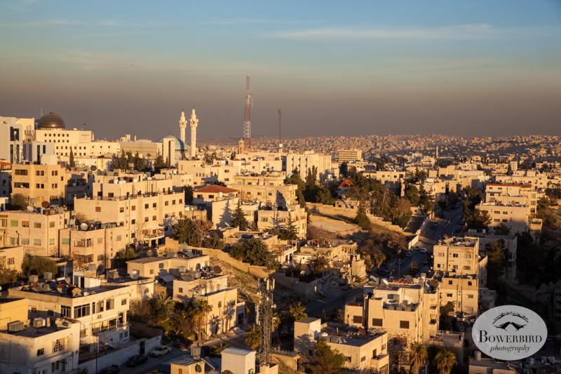 View from the hotel. Global Fund for Women Regional Convening in Amman, Jordan. © Bowerbird Photography, 2014.