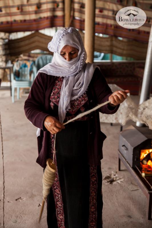 Sidreh, a Bedouin women organization in Israel'sNegev Desert© Bowerbird Photography, 2014.