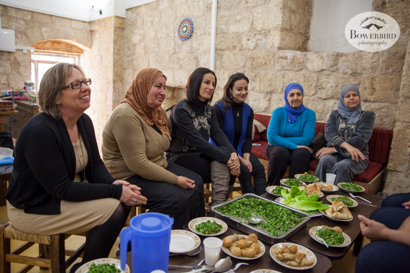 Global Fund for Women site visits in Israel. © Bowerbird Photography, 2014.