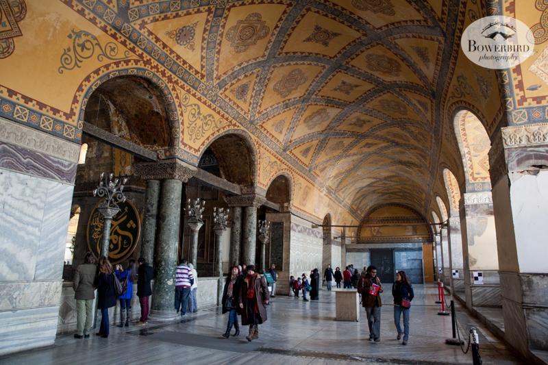 Hagia Sophia, Istanbul, Turkey. © Bowerbird Photography, 2014