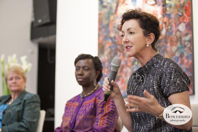 Dr. Gro Harlem Brundtland, Musimbi Kanyoro and Jane Wurwand. © Bowerbird Photography, 2014