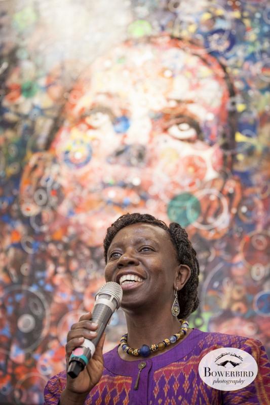 Musimbi Kanyoro.© Bowerbird Photography, 2014