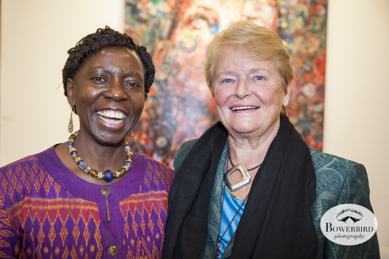 Musimbi Kanyoro and Dr. Gro Harlem Brundtland.© Bowerbird Photography, 2014