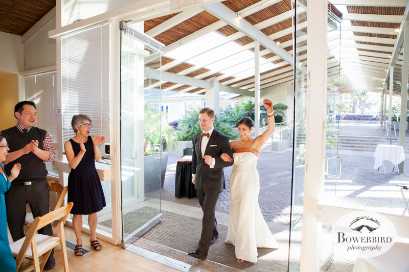 Stanford and Quadrus Palo Alto Wedding.  © Bowerbird Photography, 2014