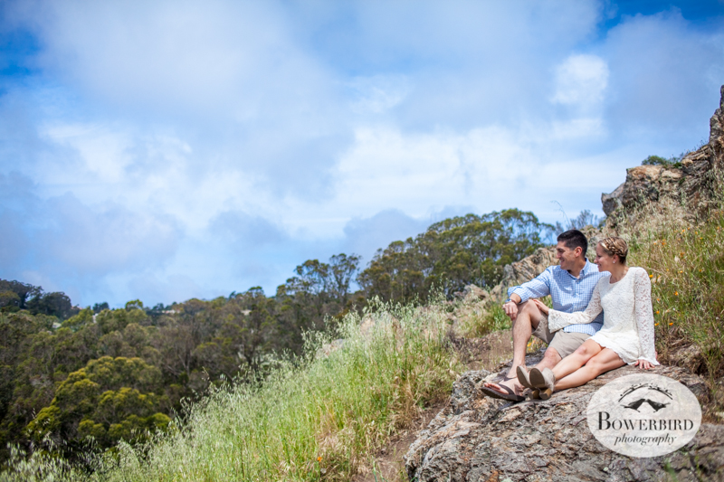 S.F. Engagement Session at Glen Canyon by Wedding Photographers, Bowerbird Photography © Bowerbird Photography, 2014