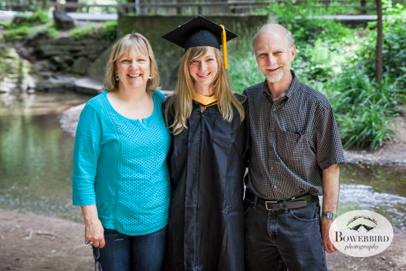 Suzanne's Graduation from Dominican University of California. © Bowerbird Photography, 2014