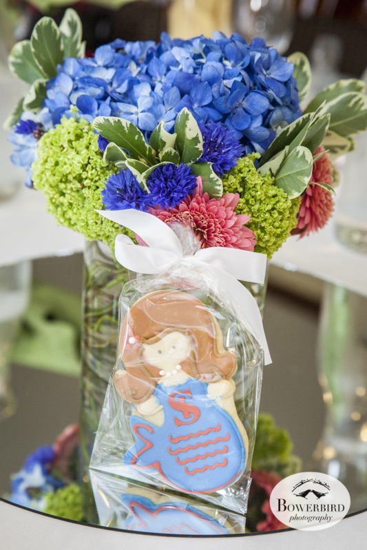 Mermaid Cookie. Ignatian Guild at Saint Ignatius Event Photos © 2014, Bowerbird Photography