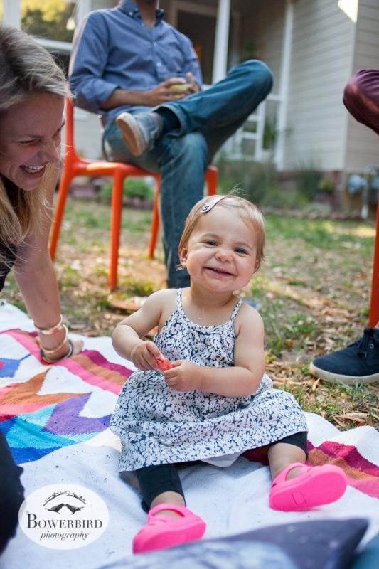 Summer Garden Party in Mill Valley. © Bowerbird Photography 2014
