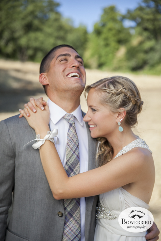 So happy! (Kunde Family Estate Wedding Photography in Kenwood.© Bowerbird Photography 2014)