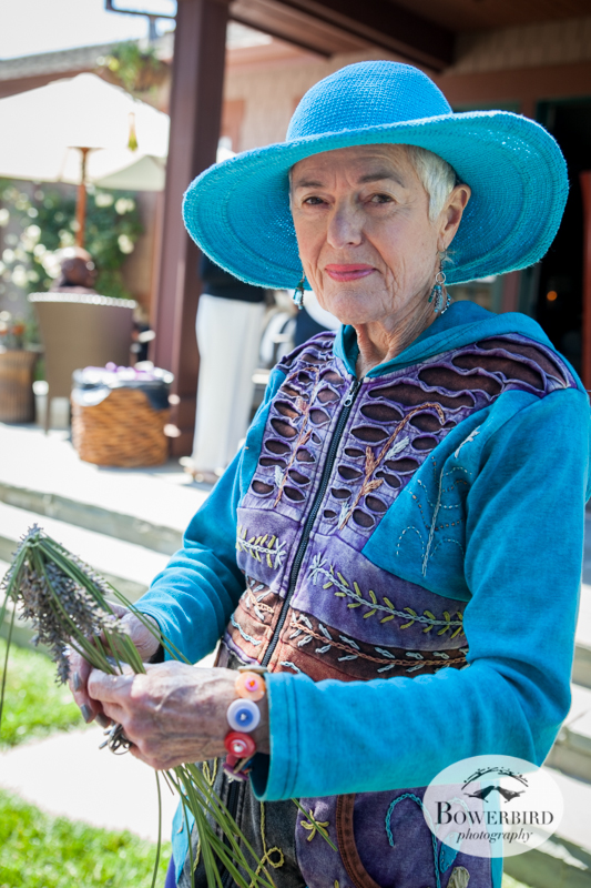 Summer Lavender Harvest Party in San Rafael. © Bowerbird Photography 2014