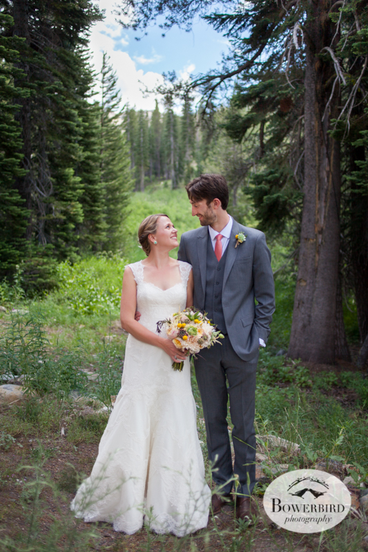Lake Tahoe Wedding Photography at Sugar Bowl Resort. © Bowerbird Photography 2014