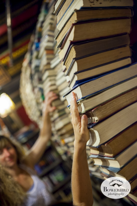 Downtown LA at The Last Bookstore. © Bowerbird Photography 2014