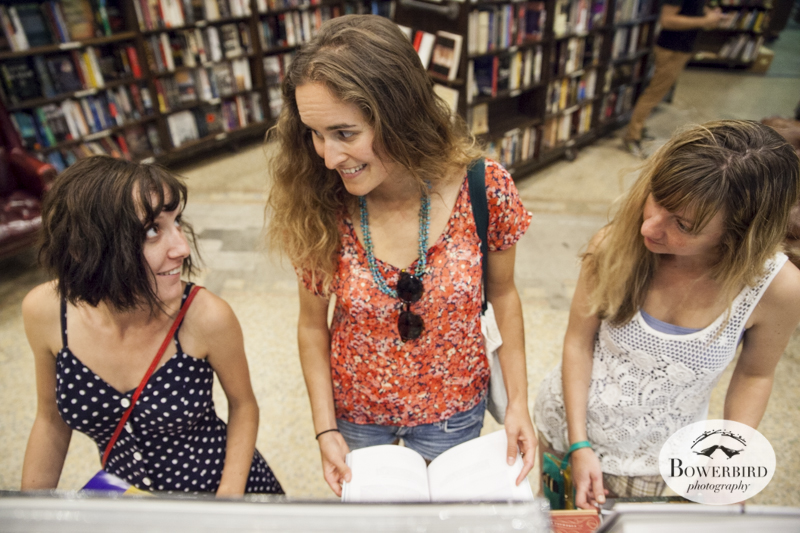 Downtown LA at The Last Bookstore.© Bowerbird Photography 2014