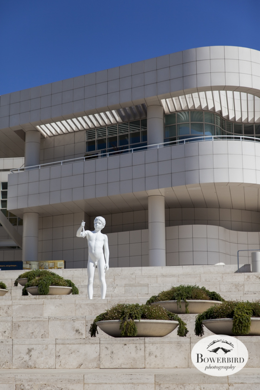 The Getty Museum in LA. © Bowerbird Photography 2014