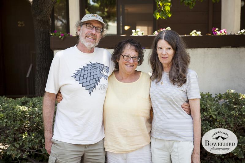 Snorkel Mom with Barbara + Charlie in Santa Monica.© Bowerbird Photography 2014