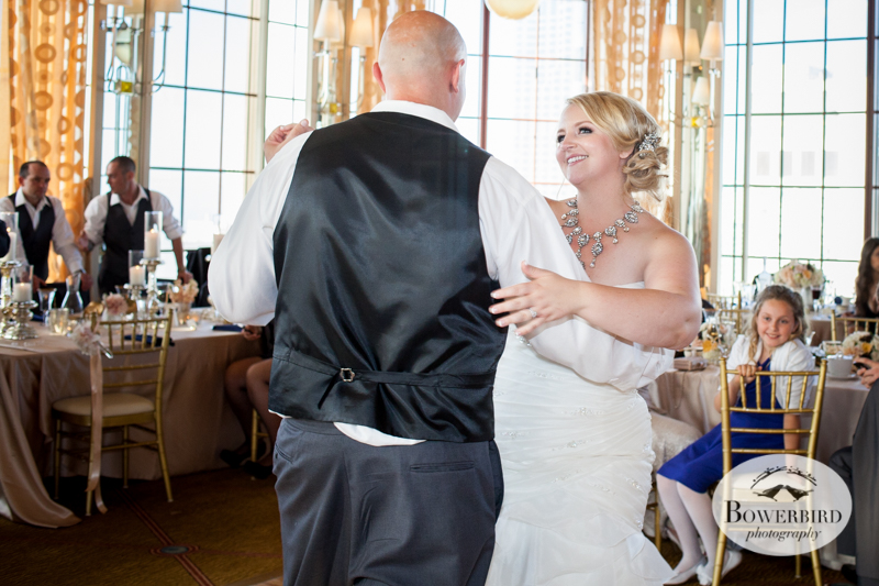 First Dance. Westin St. Francis Wedding. © Bowerbird Photography 2014 © Bowerbird Photography 2014
