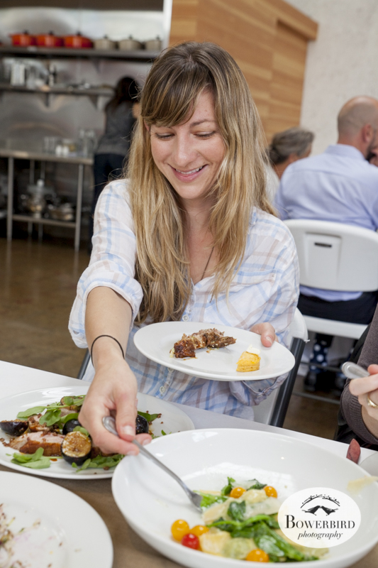 Final Exam at the San Francisco Cooking School. © Bowerbird Photography 2014