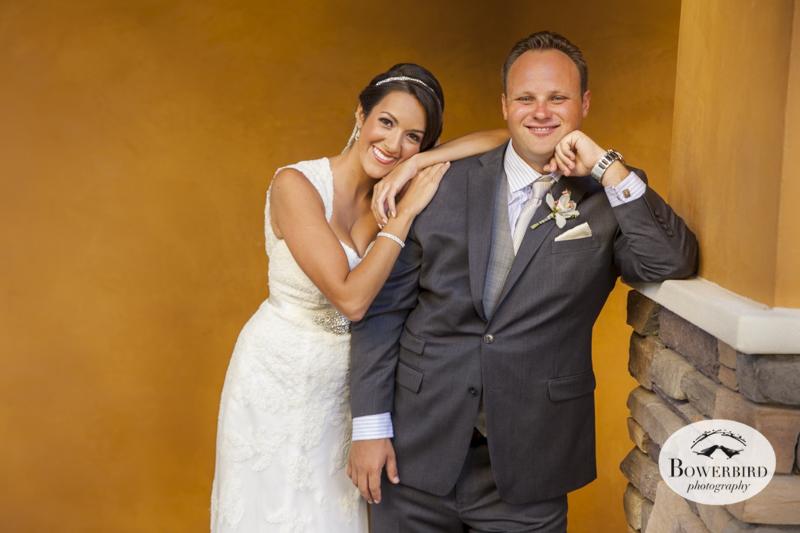 So cute! Napa Valley Wedding at the Meritage Hotel.© Bowerbird Photography 2014