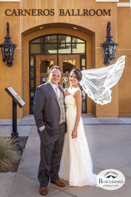 Napa Valley wedding at the Meritage. © Bowerbird Photography 2014