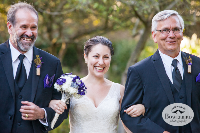 San Francisco Wedding Photography at the Shakespeare Garden in Golden Gate Park  .   © Bowerbird Photography 2014
