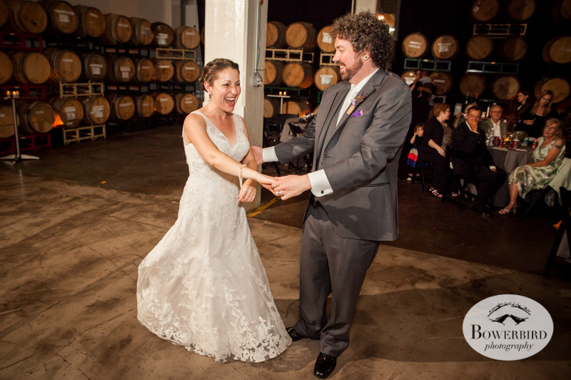 San Francisco Wedding Photography at Dogpatch WineWorks. © Bowerbird Photography 2014