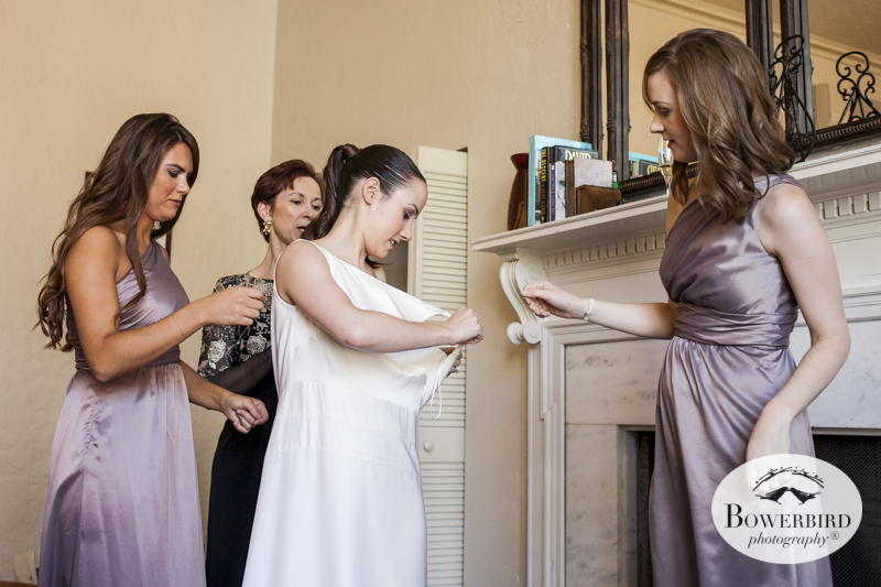 Wedding Photography at Marines' Memorial Club & Hotel. © Bowerbird Photography 2014